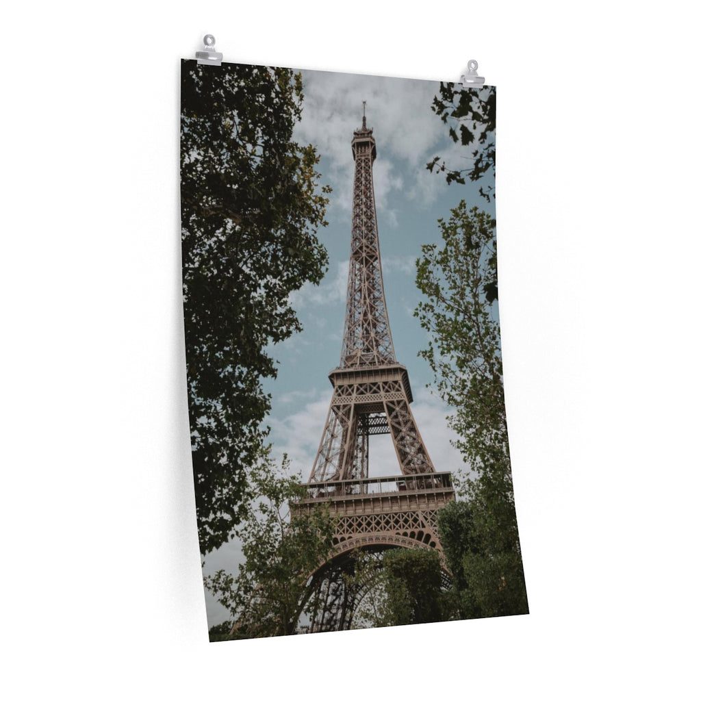 Paris Picnic - Vertical Print