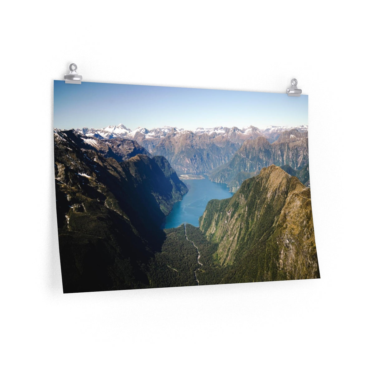 Milford Sound - Wide Print
