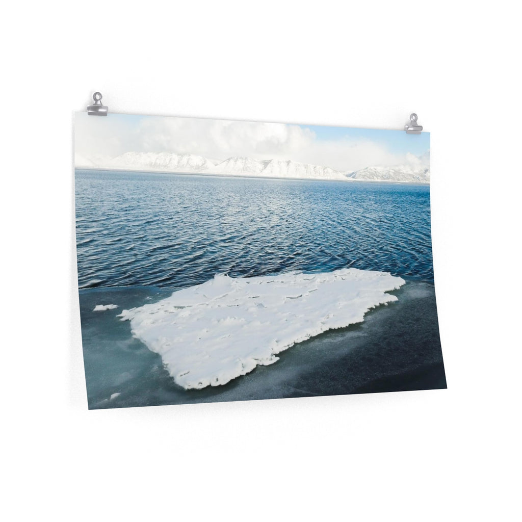 Bear Lake Utah - Wide Print