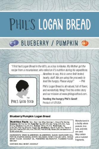 Blueberry & Pumpkin Seed - 3 Pack