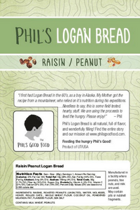 Raisin & Peanut - 3 Pack