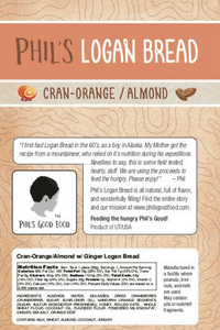 Cran-Orange & Almond - 3 Pack