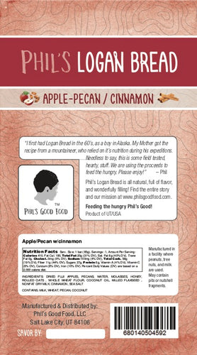 Apple-Pecan & Cinnamon - 3 Pack