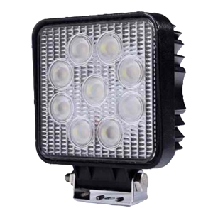 LQF02 - Led White Light 12V (Cuadrado)