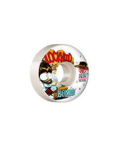 54MM BONES STF LOCKWOOD EXPERI-MENTAL V3 SLIMS 103A WHEELS