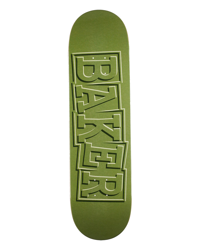 8.5 BAKER T-FUNK RIBBON GREEN DECK