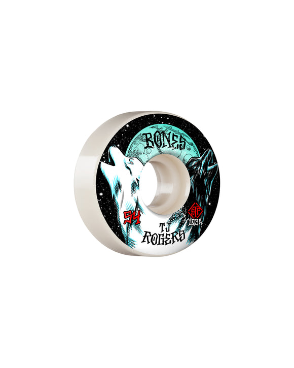 54MM BONES STF ROGERS HOWL V3 SLIMS 103A WHEELS