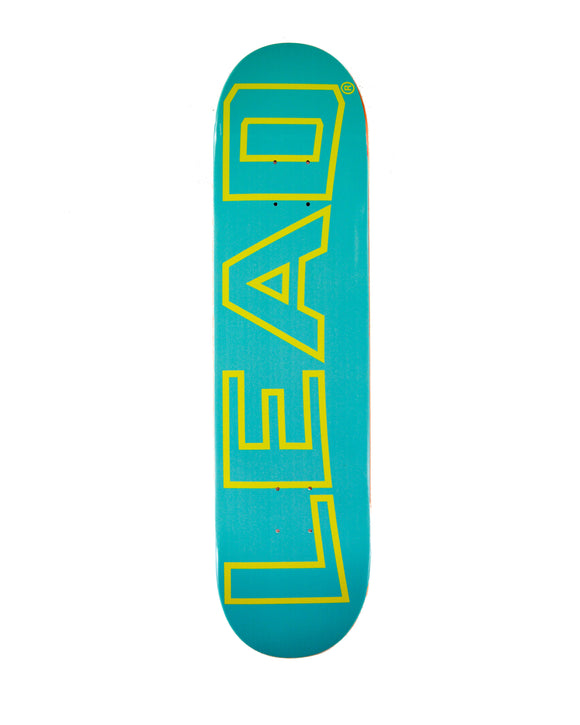 LEAD TEAL NAME DECK
