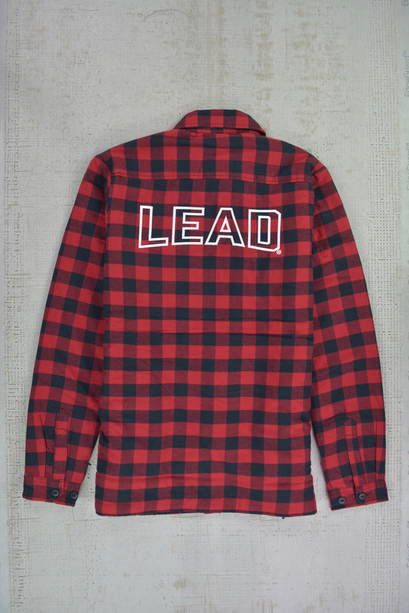 DICKIES x LEAD JACKET FLANNEL COLAB