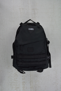 LEAD BACKPACK MARK II BLACK