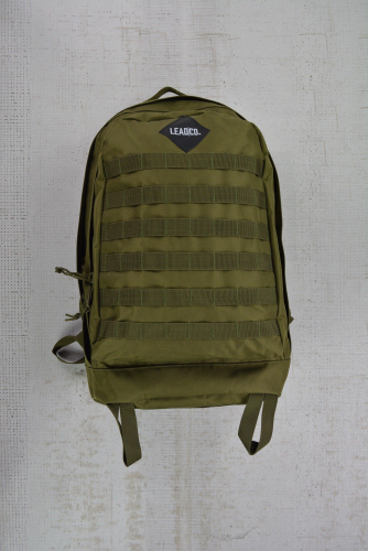 LEAD BACKPACK MARK III GREEN