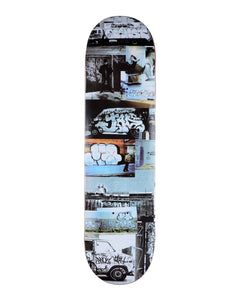 8.375 GX1000 GRAFFITI DOCUMENT 3 DECK