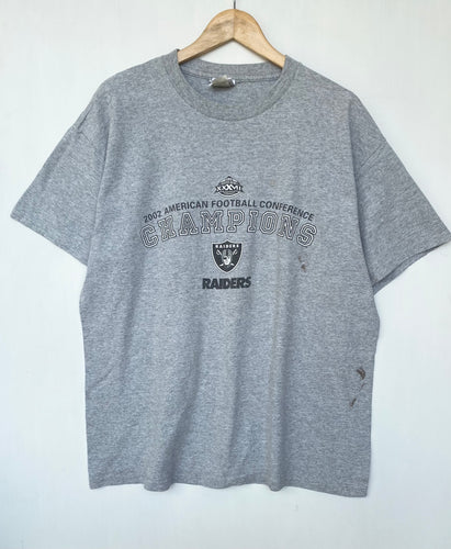 NFL Raiders t-shirt (XL)