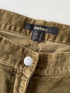 Barbour cords