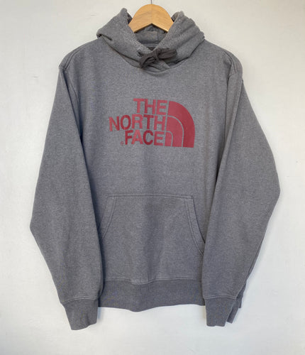 The North Face hoodie (L)