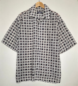 Crazy print shirt (XL)