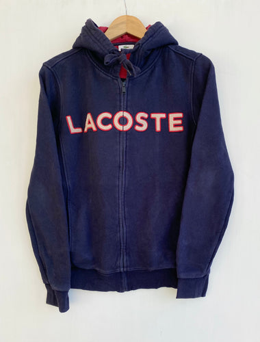 Lacoste hoodie (S)