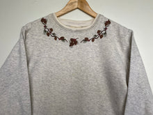 Load image into Gallery viewer, Embroidered 'Acorn' sweatshirt (S)