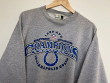 Load image into Gallery viewer, Puma NFL Colts sweatshirt (XL)