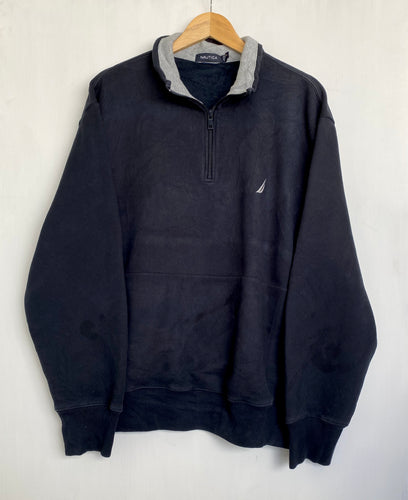 Nautica 1/4 zip (XL)