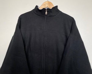 Russell Athletic zip up (XL)