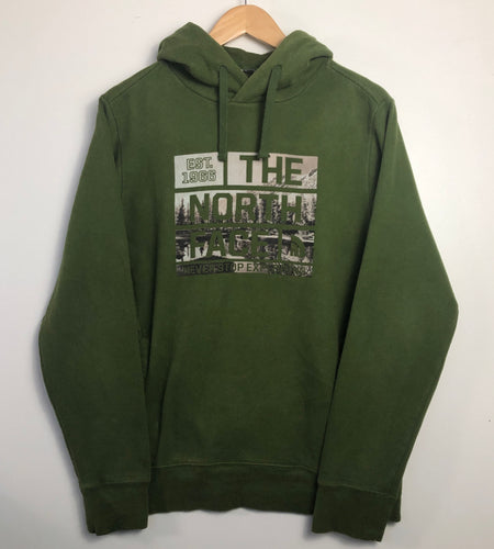 The North Face hoodie (S)
