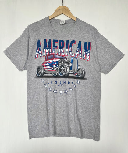 Printed 'Car' t-shirt (M)