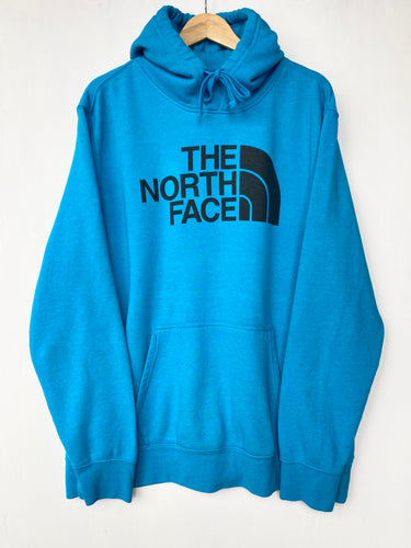The North Face hoodie (2XL)