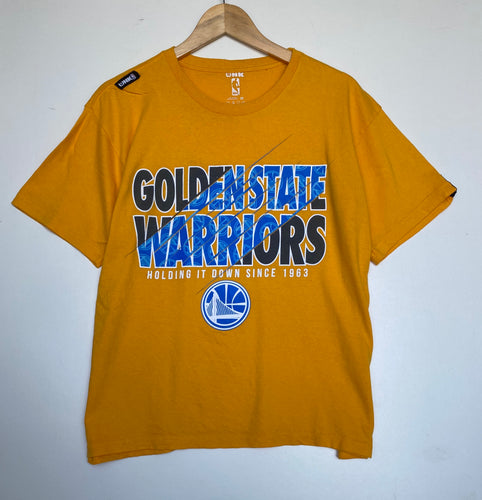 NBA Warriors t-shirt (S)