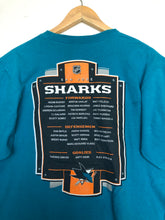 Load image into Gallery viewer, NHL Sharks t-shirt (L)