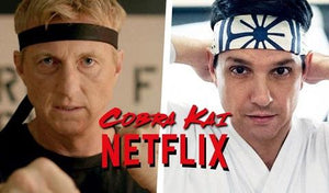 Rediscover Geek Podcast - Ep. 15 - Cobra Kai is Doing it Right!