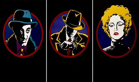 Rediscover Geek Podcast - Ep. 22 - Tracy, Tracy, Tracy! Rediscovering Dick Tracy, Tracy, Tracy