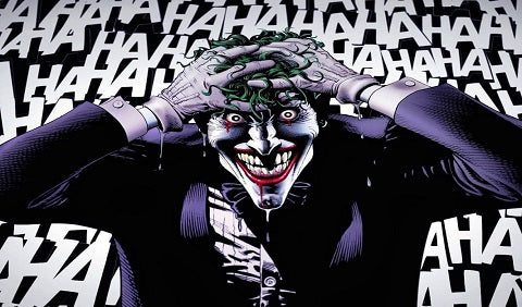Rediscover Geek Podcast - Ep. 21 - Rediscovering The Killing Joke