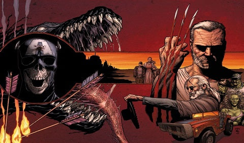 Rediscover Geek Podcast - Ep. 25 - No Country for Old Man Logan