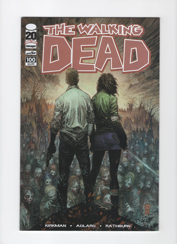 The Walking Dead #100B - Marc Silvestri Variant - VF/NM