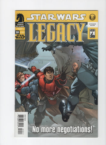Star Wars: Legacy #10 NM-