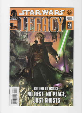 Star Wars: Legacy #11 NM-
