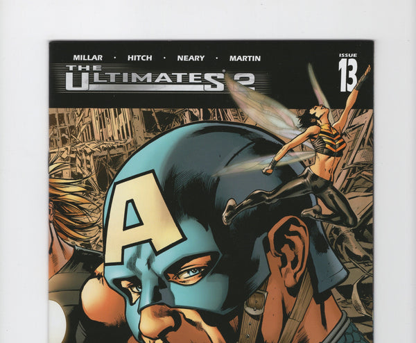 Ultimates 2 #13 (2nd Series, 2007) VF/NM