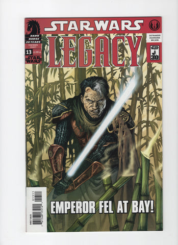 Star Wars: Legacy #13 VF/NM