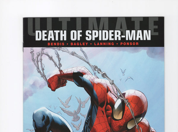 Ultimate Spider-Man #156 (2nd Series, 2009) NM-