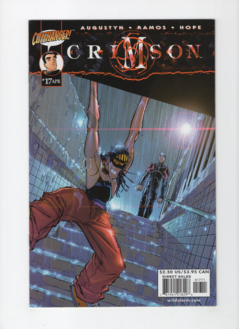 Crimson #17 VF/NM