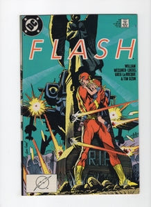 Flash #18 (2nd Series, 1988) FN