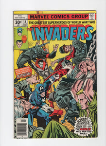 Invaders #18 VF- - Rediscover Geek