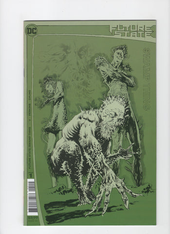 Future State: Swamp Thing #1 - 2nd Print - VF/NM