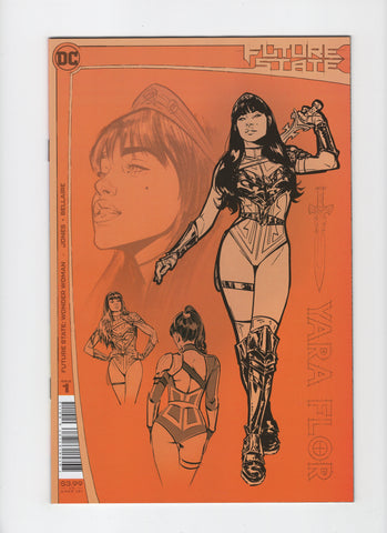 Future State: Wonder Woman #1 - 2nd Print - NM