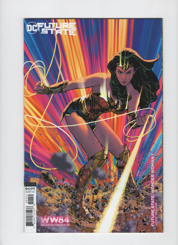 Future State: Wonder Woman #1 - Adam Hughes Variant - NM