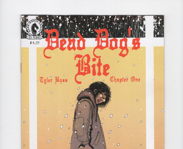 Dead Dog's Bite #1 - Ian Bertram Variant - NM-