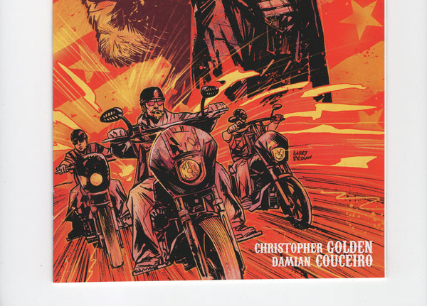 Sons of Anarchy #1 NM-