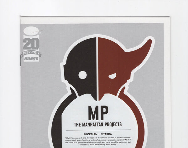 Manhattan Projects #1 NM- - Rediscover Geek