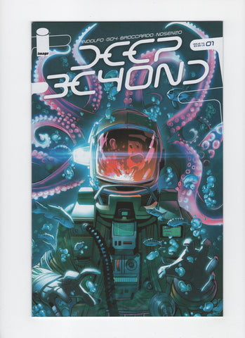 Deep Beyond #1 NM- (Image Comics, 2021)